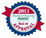 2013 Homeschool Parent Seal