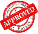 2012 Homeschool Parent Seal