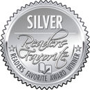 2012 Reader's Choice Silver Medalist in NonFiction-Education