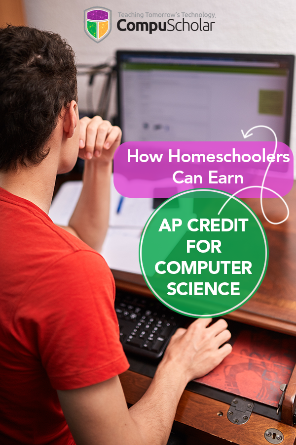 How Homeschoolers Can Earn AP Credit for Computer Science