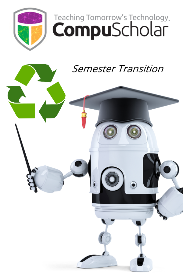 Nuts and Bolts of Semester Transitions with CompuScholar