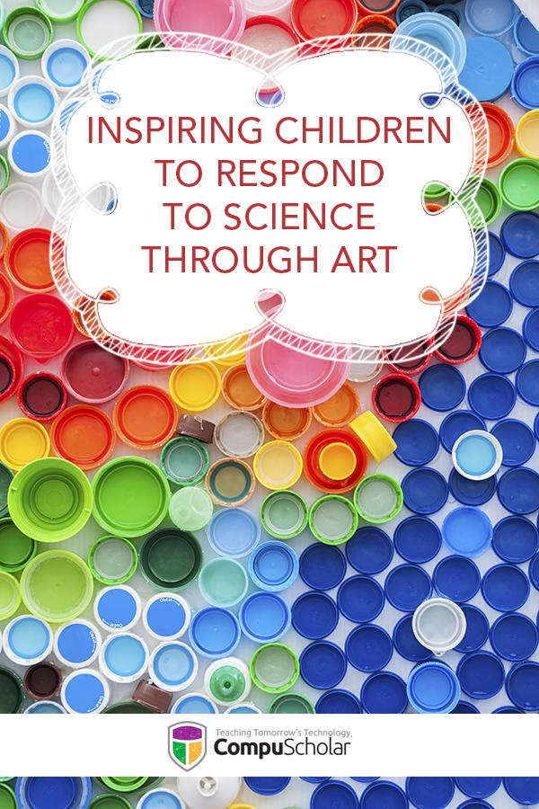 Inspiring Children to Respond to Science Through Art