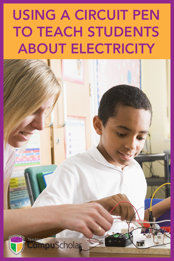 Using a Circuit Pen to Teach Students About Electricity