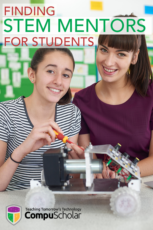 Finding STEM Mentors for Students