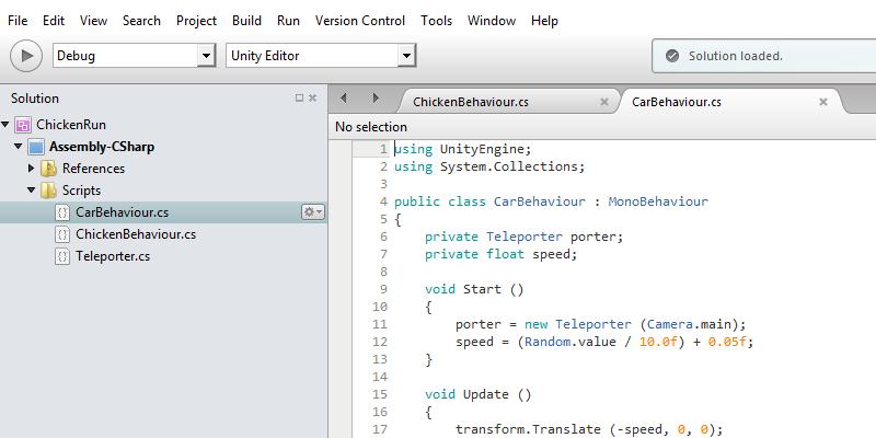 Unity Game Programming - CompuScholar